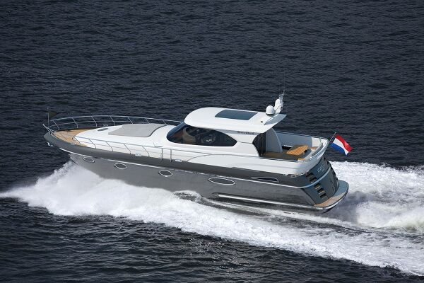 Atlantic 56 Twin Deck