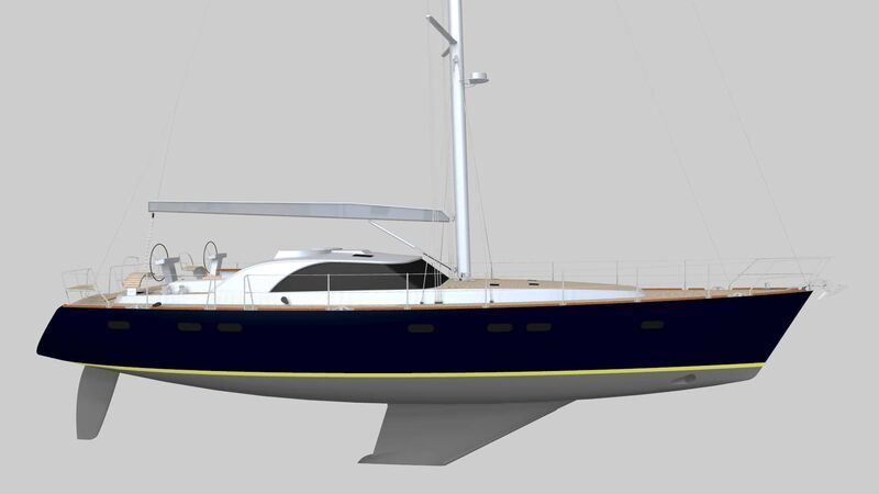 Black Sea Yachts shipyard BSY 65+