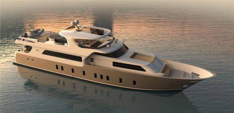 Ares Custom Yachts Ares 102