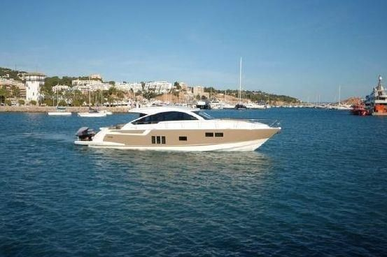 Fairline Targa 62 Gran Turismo