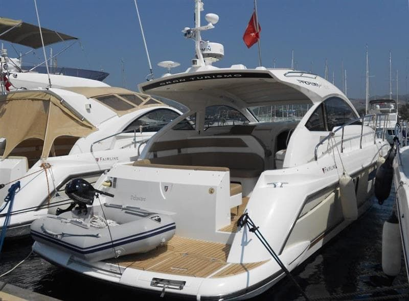 Fairline Targa 38 Hardtop