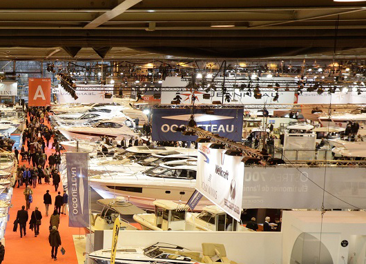 Paris Boat Show (2-10 декабря 2017)